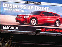California</br>Dodge Magnum</br>Launch